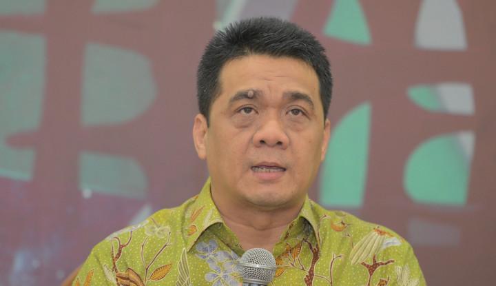 Riza Patria Ogah Mengalah untuk Kursi Wagub, Siap Mundur dari DPR RI - Warta Ekonomi