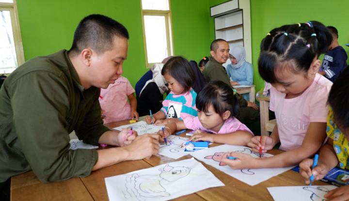 PLN Masuki Industri 4.0 Lewat Humanity Project - Warta Ekonomi