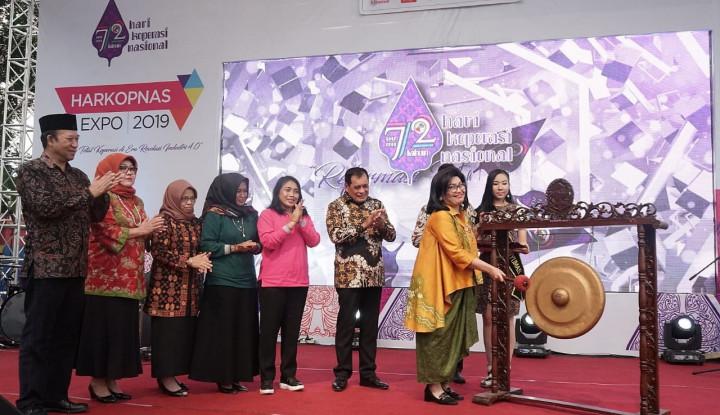 Harkopnas Expo 2019 Jadi Ajang Promosi Produk Unggulan KUMKM - Warta Ekonomi