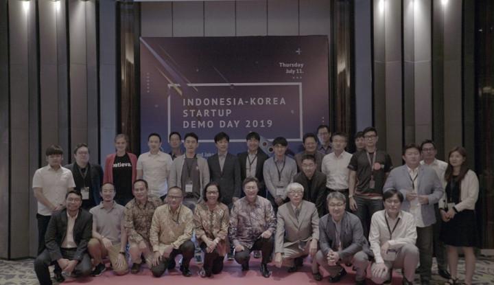 Pitching di Startup Demo Day, 26 Startup Indonesia-Korea Berebut Investasi - Warta Ekonomi