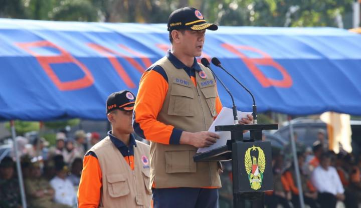 BNPB Terjunkan 1.500 Personel Cegah Karhutla Riau - Warta Ekonomi