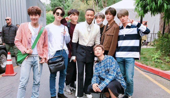 Masuk Daftar Selebriti dengan Bayaran Tertinggi di Dunia, Berapa Penghasilan Grup Idola Korea 'BTS'? - Warta Ekonomi