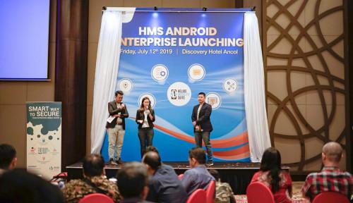 Gandeng Samsung, Helios Luncurkan Software untuk Menunjang Mobilitas Karyawan