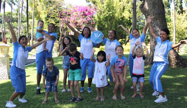 Wow, Melia Bali Sabet Akreditasi Worldwide Kids - Warta Ekonomi