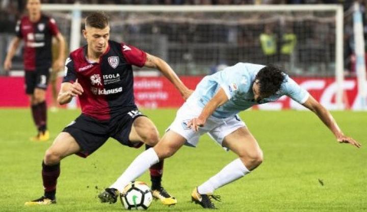 Pemain Asal Cagliari Ini Resmi Gabung ke Inter Milan - Warta Ekonomi