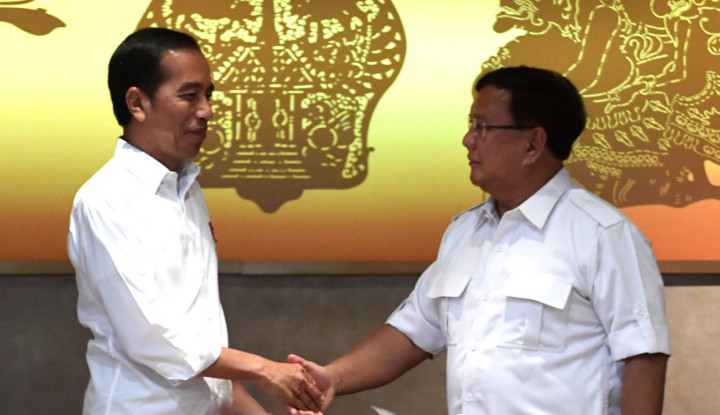 Makna di Balik MRT dan Sate di Pertemuan Jokowi dan Prabowo - Warta Ekonomi
