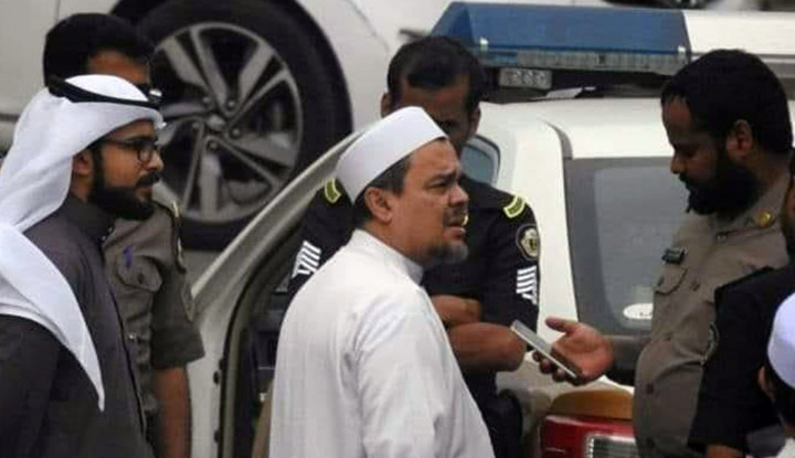 Habib Rizieq Sengaja Ditahan Pulang, Kata Munarman - Warta Ekonomi