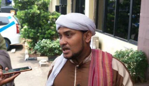 Foto PA 212 Bilang Sudah Putus Hubungan dengan Prabowo