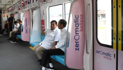 Foto Masak Semua Parpol Mau Masuk Gerbong Koalisi Jokowi