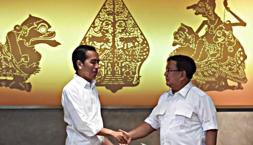 Foto Ternyata di Sini Lokasi Pertemuan Prabowo-Mega dan Jokowi