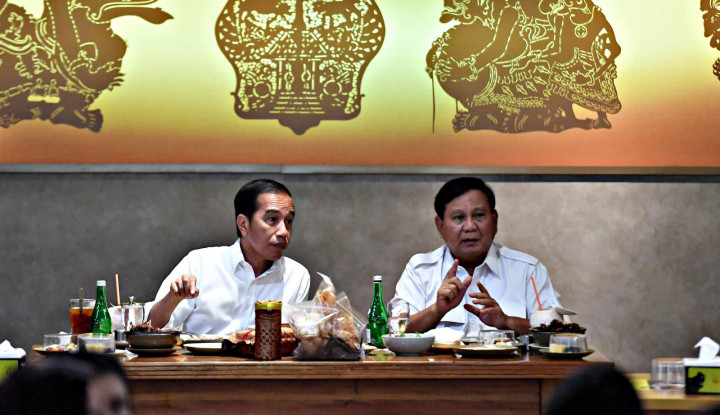 Sony Subrata: Jokowi-Prabowo Bersatu, #03PersatuanIndonesia Trending Topic - Warta Ekonomi