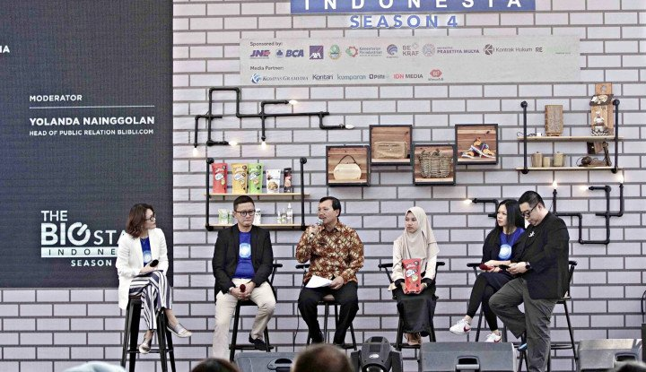 TBS, Program Unggulan Blibli Optimalkan Potensi UMKM Indonesia - Warta Ekonomi