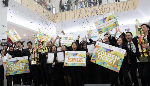 Foto Gandeng Citi Indonesia dan AIG, PJI Ajarkan Siswa SMA Praktis Berwirausaha