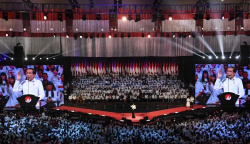 Foto Satu Periode Lagi, Ini 5 Visi dan Misi Jokowi (Bag 2)