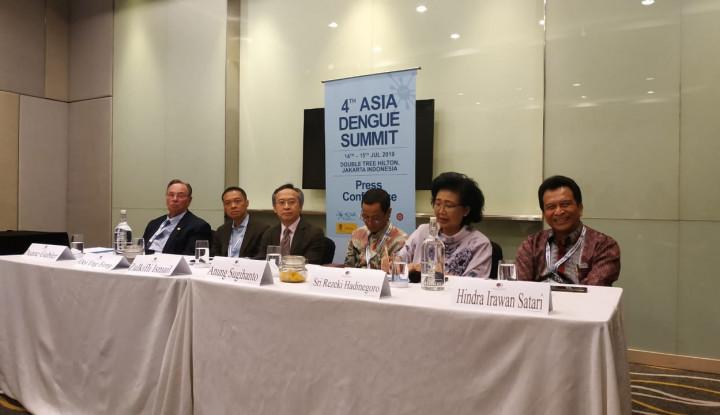 Para Ahli Panggil Negara-negara di Asia Kolaborasi Perang Melawan DBD - Warta Ekonomi