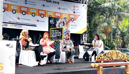 Foto EY Ajak Entrepreneur dan UMKM Taat Pajak