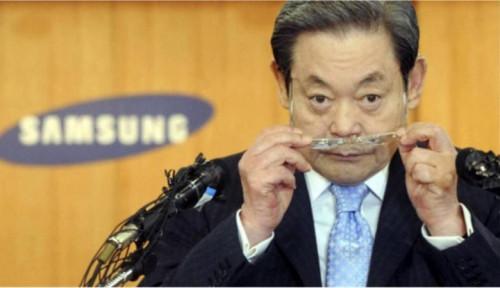 Foto Hartanya Gak Habis 7 Turunan, Bos Samsung Tetap Terkaya se-Negeri Gingseng