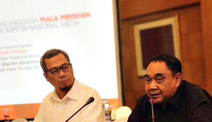 Dorong Peran Media, Komunitas Pers Gelar Piala Presiden Khusus Media - Warta Ekonomi