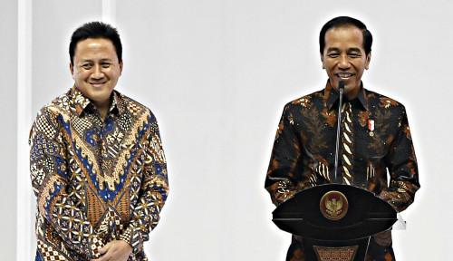 Foto Triawan Munaf Susun Masterplan Bekraf Creative District