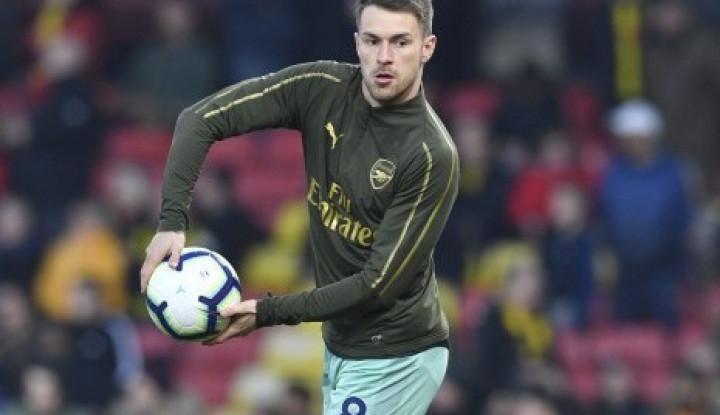 Ramsey Tak Bisa Tolak Tawaran Juventus Karena... - Warta Ekonomi