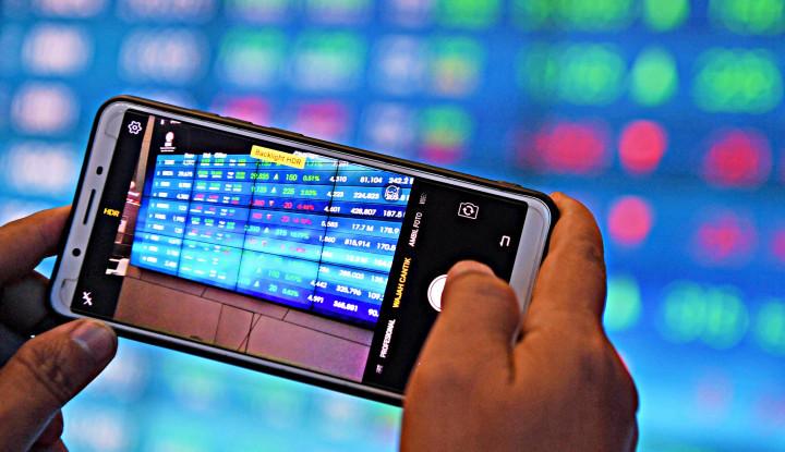 Kamis Siang, Asing Suntik Nyaris Rp100 Miliar ke Pasar Modal - Warta Ekonomi