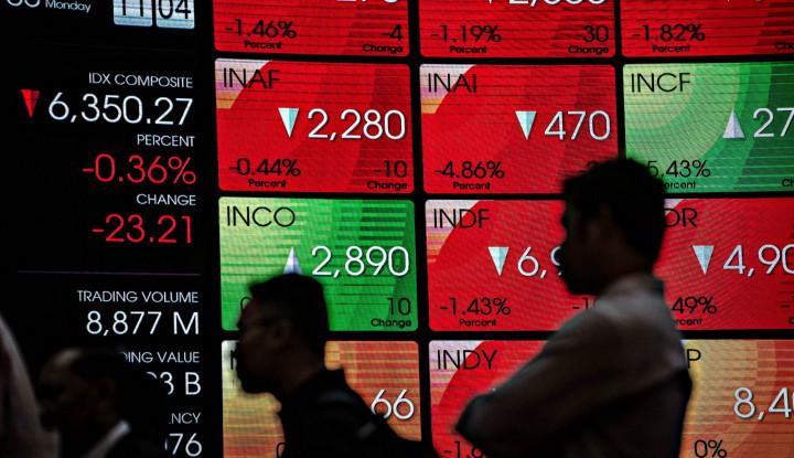 Profit Taking Bikin Pasar Investasi Longsor! - Warta Ekonomi