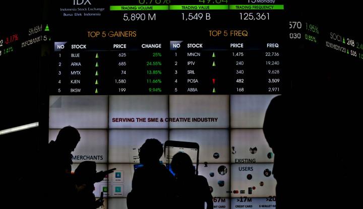 MPPA MLPL Saham Matahari Putra Prima Jadi Buruan Investor Hingga Melesat 34% Setelah Temasek Masuk
