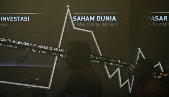 IHSG Dibuka Hijau 0,27% di Awal Sesi I - Warta Ekonomi