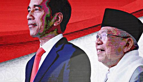 Foto Susunan Acara Sidang Paripurna MPR Pelantikan Presiden dan Wapres 2019-2024