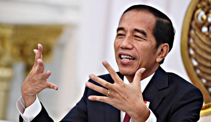 Presiden Jokowi Shalat Idul Adha di Bogor - Warta Ekonomi