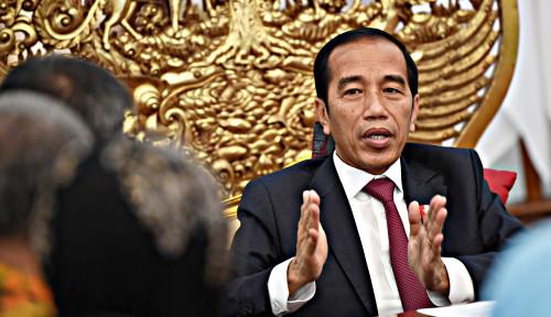 Foto Jokowi Sebut Pemda Kalbar Tak Dukung Penanganan Karhutla
