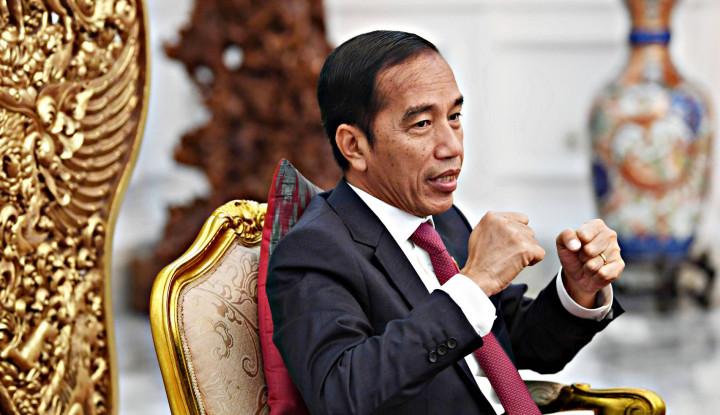 Berjalan Kaki dari Sumsel, Anggota Banser Ingin Ketemu Jokowi - Warta Ekonomi