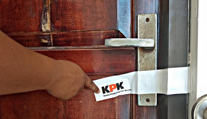 KPK Geledah Rumah Walikota Medan - Warta Ekonomi