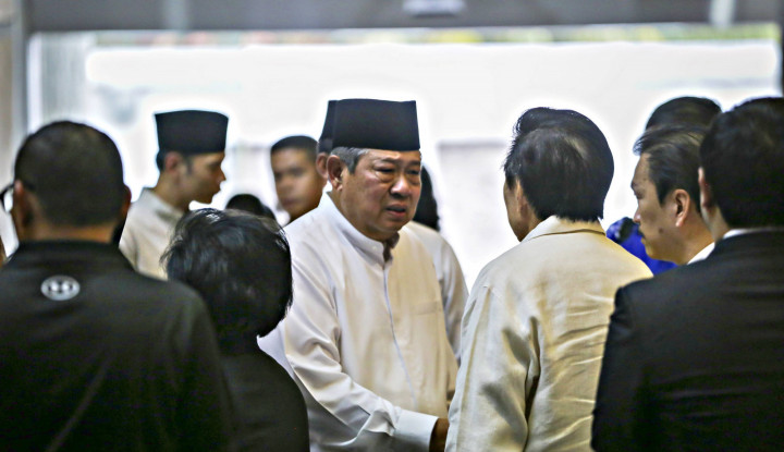 Ibunda Meninggal, SBY Ditelepon Langsung Jokowi - Warta Ekonomi