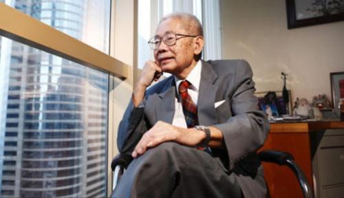 Foto Gagal Jadi Guru, Miliarder 95 Tahun Ini Selalu Jadi Donatur Besar Dunia Pendidikan