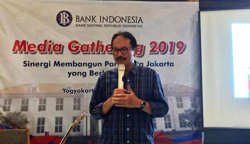 Foto Rokok dan Tembakau Mulai Inflasi DKI Jakarta di November 2019