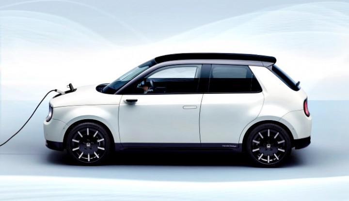 Honda Siapkan Mobil Listrik untuk Pasar AS, Kapasitas Baterai Lebih Besar - Warta Ekonomi