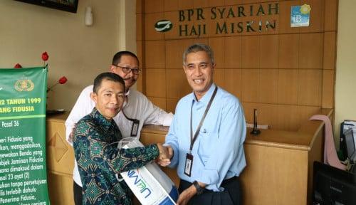 Foto Disuntik Dana dari PNM, Aset BPRS Haji Miskin Meroket