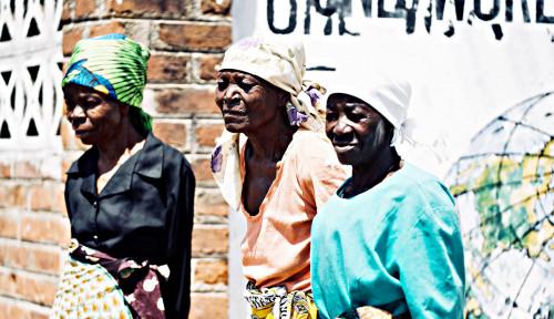 Foto Wooow... Inflasi Zimbabwe Tembus 175,66 Persen