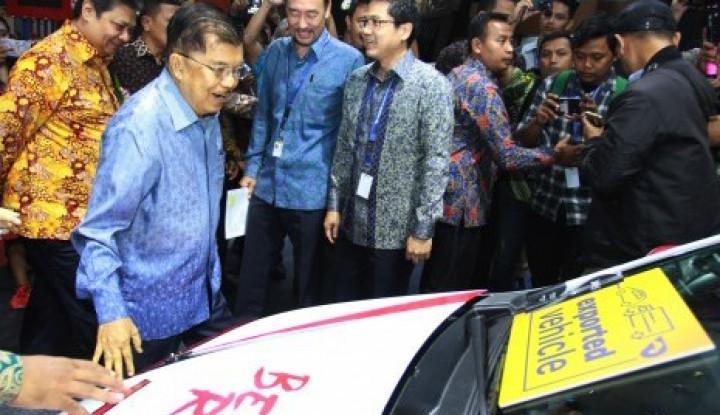 JK Bicara Perkembangan Industri Mobil Listrik, Katanya... - Warta Ekonomi