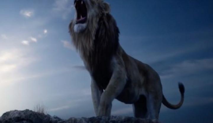 The Lion King Hadirkan Sederet Lagu Anyar - Warta Ekonomi