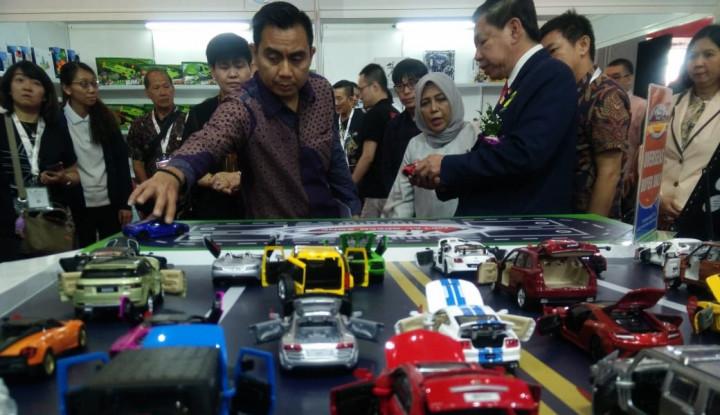 Geliatkan Industri Nasional, Tiga Pameran Ini Digelar - Warta Ekonomi