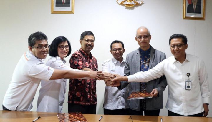 BGR Gandengkan Pos Indonesia dan Pos Logistik Integrasikan Layanan Logistik
