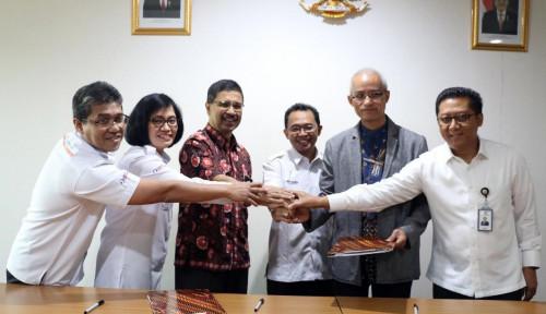Foto BGR Gandengkan Pos Indonesia dan Pos Logistik Integrasikan Layanan Logistik