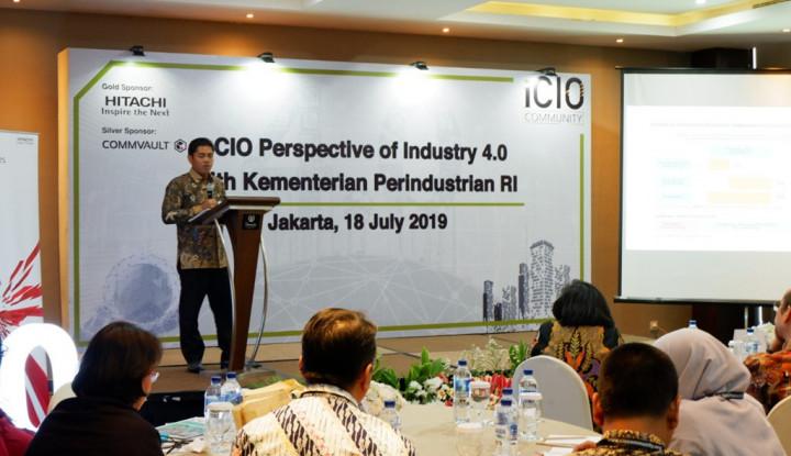 3 Saran Para CIO untuk Kesuksesan Industri 4.0 di Indonesia