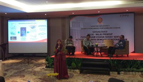 Foto KPPU Harapkan Notaris Ikut Kerja Sama dalam Tangani Kasus Persekongkolan