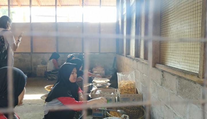Foto Berita Sebulan, Omzet UKM Binaan PNM Tembus Rp95 Juta