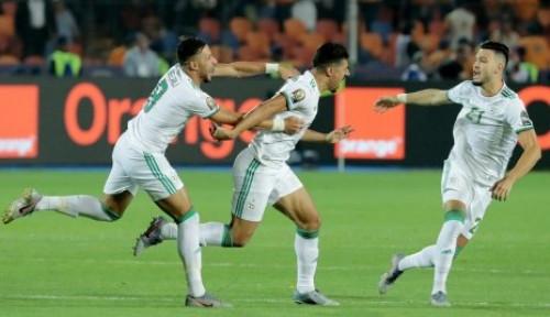 Foto Kalahkan Senegal, Aljazair Jadi Juara Piala Afrika 2019