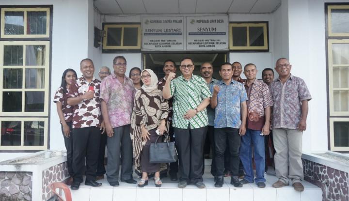 Tak Pengaruh Rentenir, KSP Senyum Lestari Berkembang Berkat Modal Anggota - Warta Ekonomi