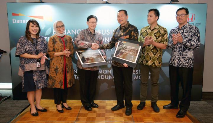 Danamon Dukung Dealer Mobil Honda IBRM dalam Layanan Financial Supply Chain - Warta Ekonomi